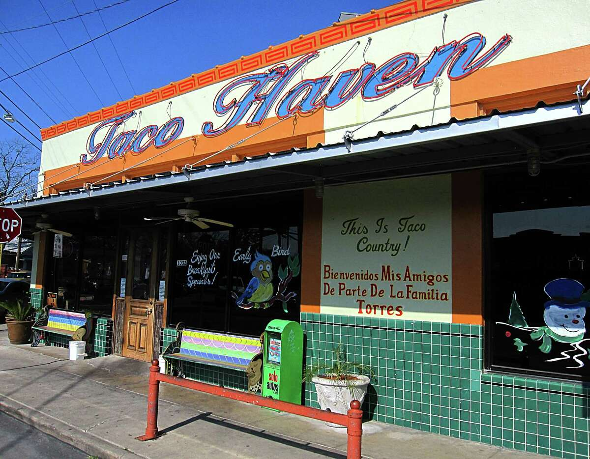 Taco Haven is expected to remain at its location despite a deal to sell the property to Houston-based Braun Enterprises.