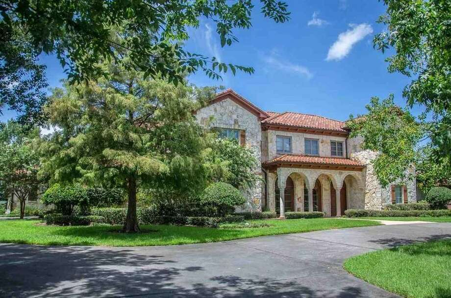 14 Estates of Montclaire, Beaumont, Texas 77706$1,295,0005 bedrooms; 4 full, 2 half bathrooms. 6,463 sq. ft.See the listing here.  Photo: Realtor.com