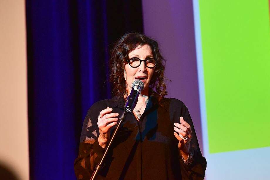 Joanna Gleason attends the Neuberger Museum of Art Benefete 2016 at Purchase College in November. Photo: Sean Zanni / Patrick McMullan Via Getty Images / 2016 Patrick McMullan