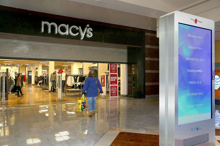 Macy's at Stonestown sold their space back to the mall and now lease the space on Friday, January 6, 2017 in San Francisco, Calif. Photo: Liz Hafalia, The Chronicle