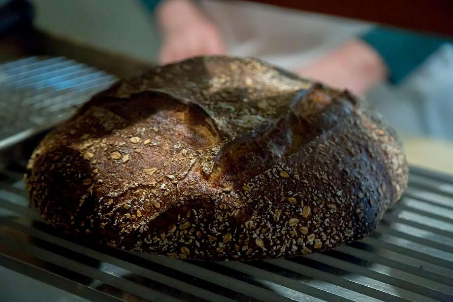 Get your fresh rustic loaf on at Tartine's new location at SFO Photo: John Storey / Special To The Chronicle 2017