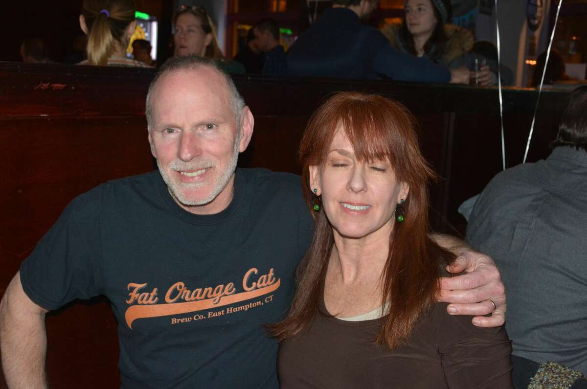 The Blind Rhino in Norwalk hosted a premier party for