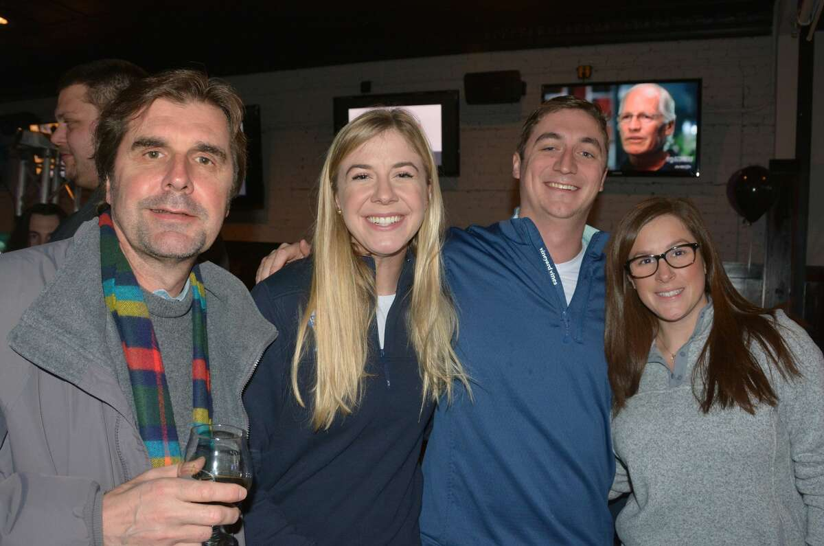 """The Blind Rhino in Norwalk hosted a premier party for """"The Local Drinking Show,"""" on January 6, 2017. The show, hosted by Ken Tuccio, highlights aspects of the drinking culture and community across Connecticut. It airs on WTNH January 26. Were you SEEN?"""