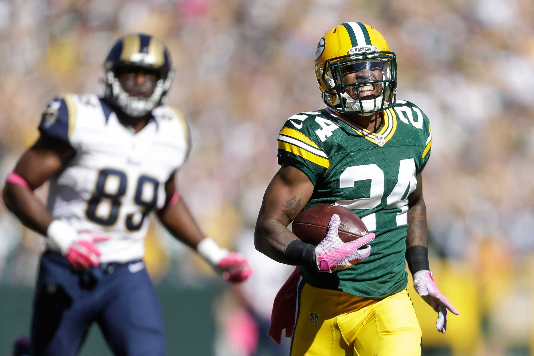 Packers Cornerback Out Vs Giants