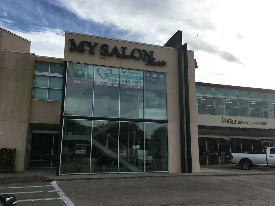 My Salon Suite, an upscale salon suite franchise, will expand its location at 3901 Bellaire Blvd. near West University Place. Photo: Katherine Feser