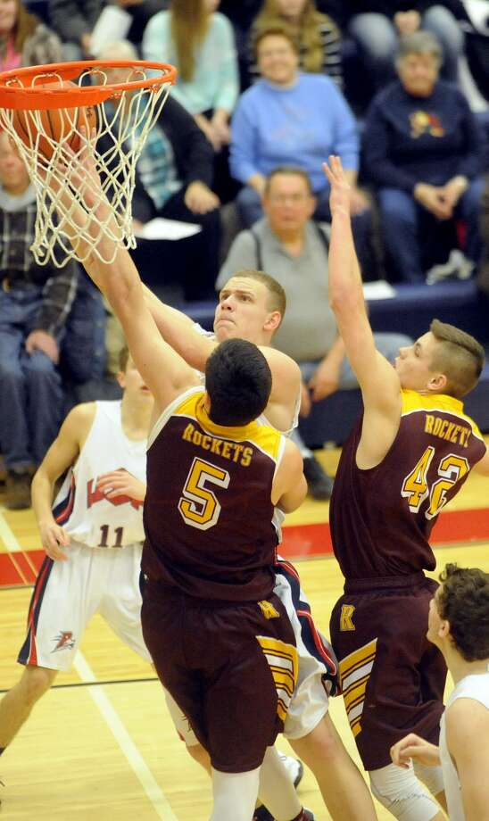 USA 61, Reese 45 Photo: Seth Stapleton/Huron Daily Tribune