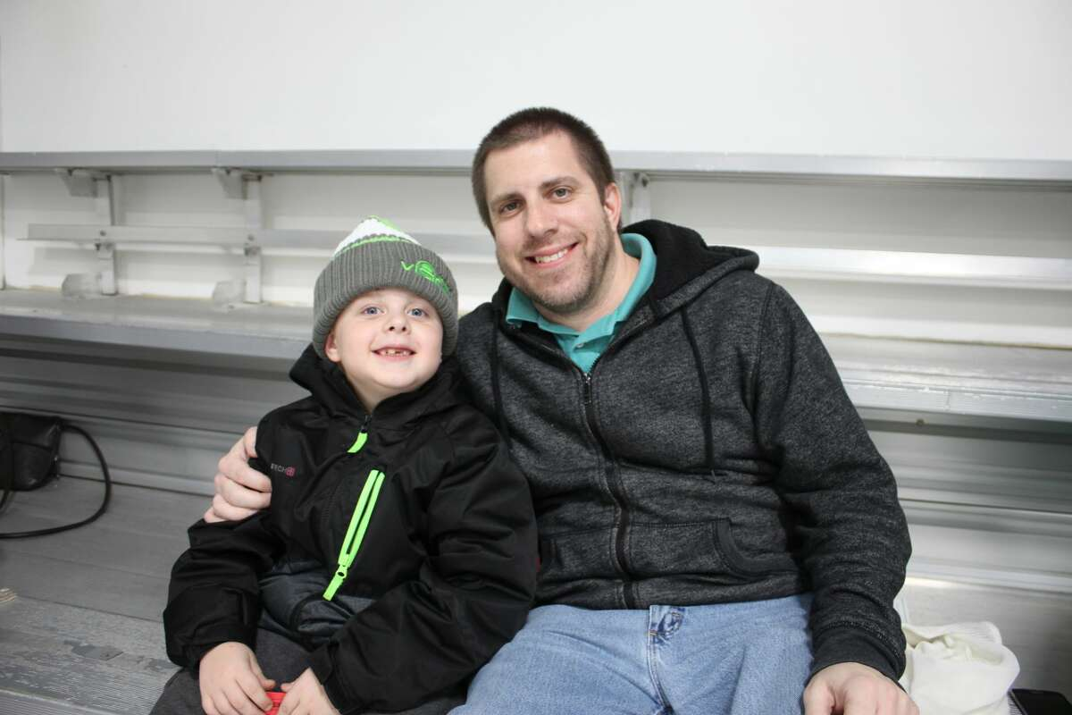 The Danbury Titans held Firs Responders Night at the Danbury Ice Arena on January 6, 2017. All first responders received $5 admission and 20 percent off their bill before the game at Three Brothers Diner. Were you SEEN?