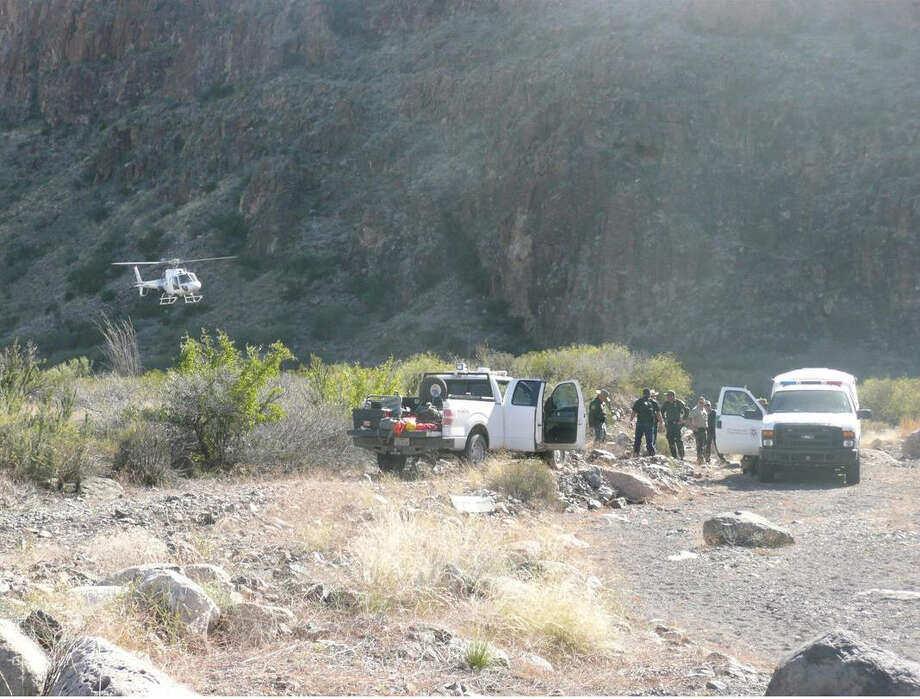 A hiker became lost in Big Bend Ranch State Park on Thursday and spent the night in a canyon.A 67-year-old woman became lost and injured her ankle while hiking in Big Bend Ranch State Park on Thursday. Customs and Border Patrol along with other agencies were called to assist the hiker, who spent the night in a canyon. Photo: Customs And Border Protection