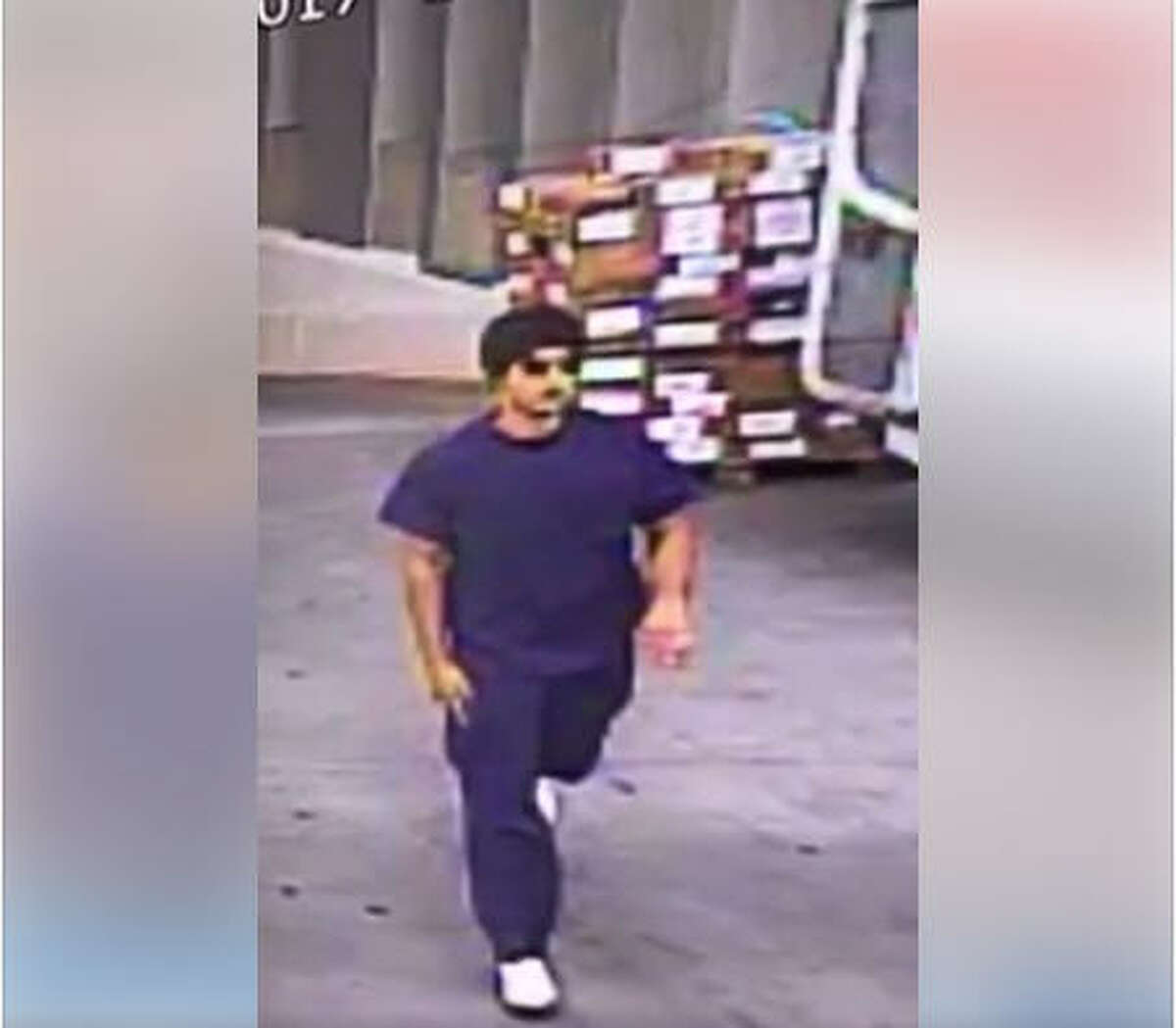 An unidentified man opened fire at a car at the U.S. Consulate office inGuadalajara. An unidentified man fired shots at a car at the U.S. Consulate office inGuadalajara, Mexico. Mexican and American officials are seeking help identifying and catching the man.