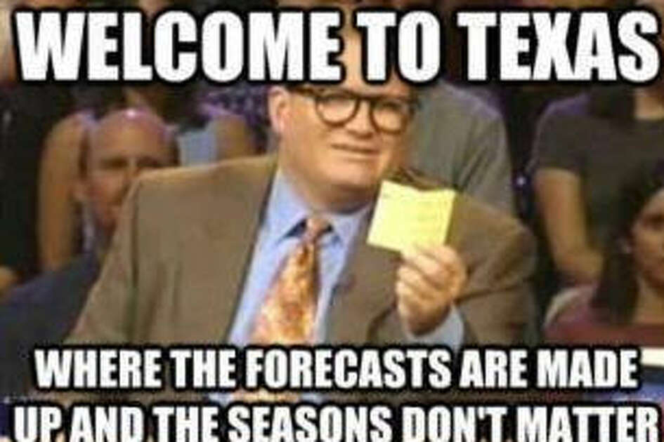 Texas winter weather memes Texas winter weather memes