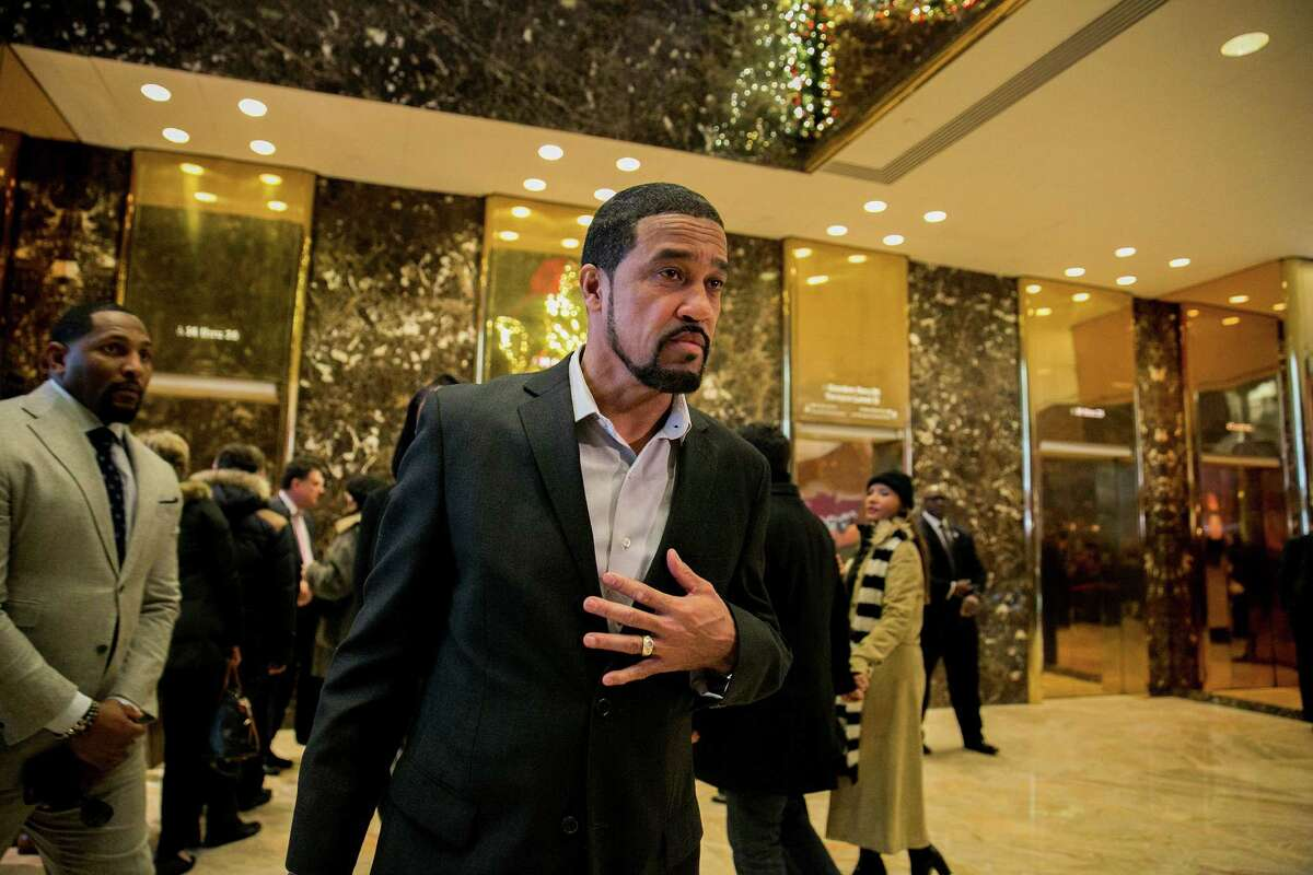 Darrell Scott, a member of President-elect Donald Trump's transition team, is the pastor of New Spirit Revival Center in Cleveland.