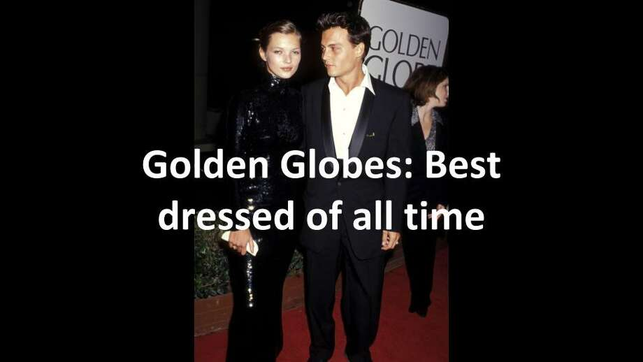 Here are the best dressed celebrities of all time for the Golden Globes. Photo: SFGATE