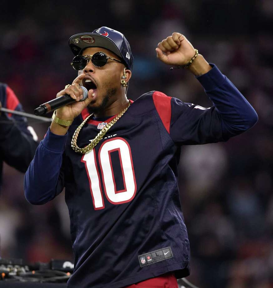 Rapper B.o.B. started a GoFundMe campaign in September to fund his quest to prove the Earth is flat and he's got another topic to disprove in American history - slavery. Continue through the photos to see the other conspiracy theories you should know about. Photo: Eric Christian Smith, Associated Press / FR171023 AP