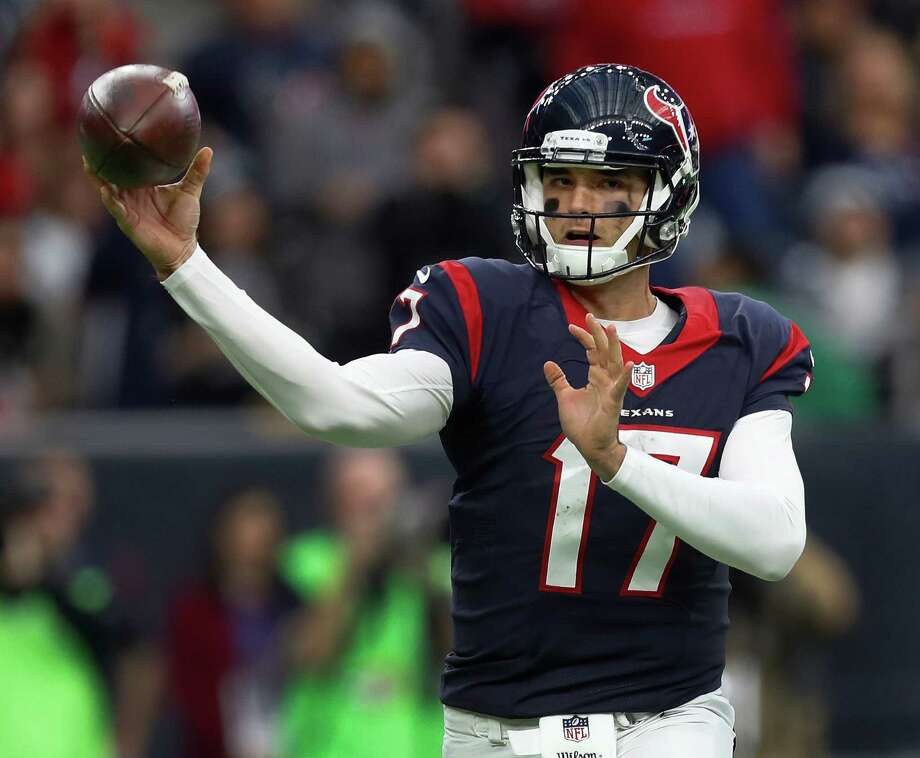 When Brock Osweiler played for Denver last season, the Broncos defeated New England two times, both at Sports Authority Field at Mile High. Photo: Karen Warren, Houston Chronicle / 2016 Houston Chronicle
