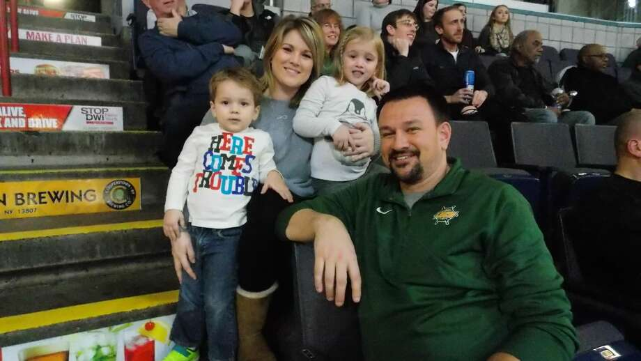 Were you Seen at the Siena College vs. Saint Peter's basketball game at the Times Union Center in Albany on Saturday, Jan. 7, 2017?