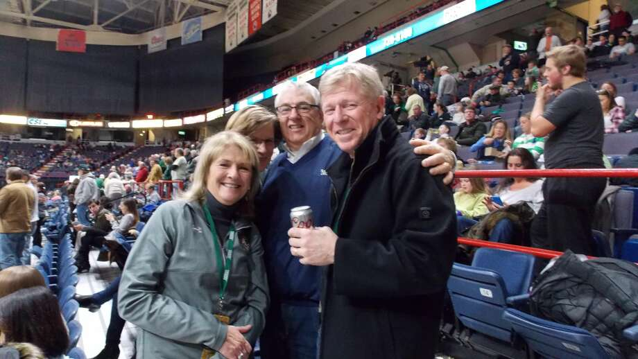 Were you Seen at the Siena College vs. Saint Peter's basketball game at the Times Union Center in Albany onSaturday, Jan. 7, 2017?  Photo: Siena Athletics