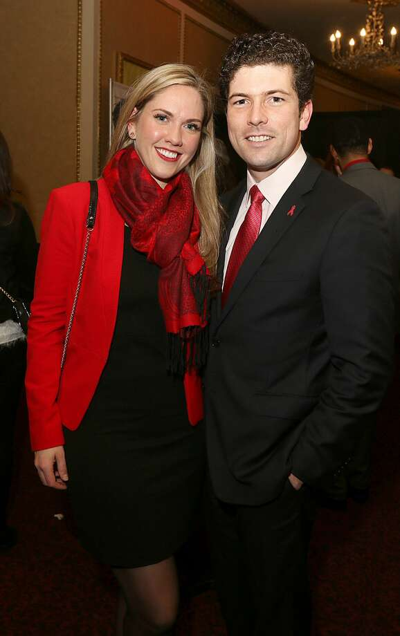 Were you Seen at the Albany  Symphony's NextGEN Red Party on Saturday, January 7,2017 at the  Palace Theatre in Albany? Photo: Joe Putrock/Special To The Times Union
