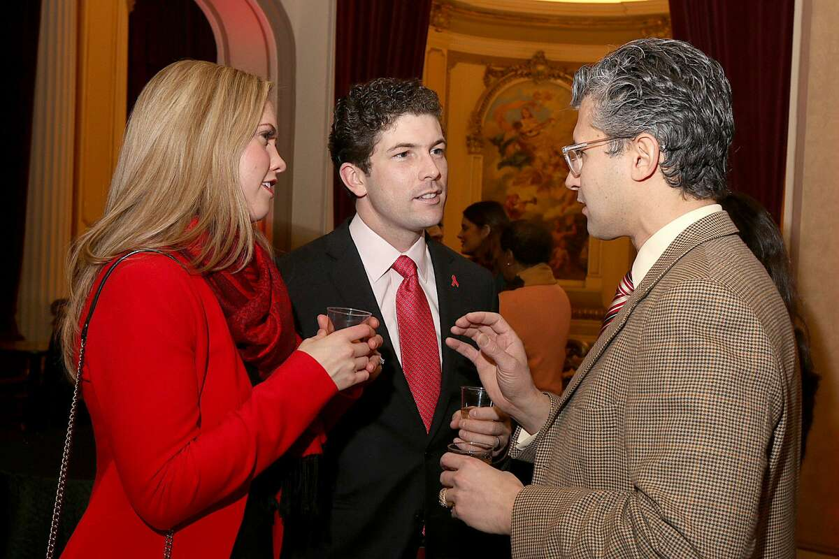 Were you Seen at the Albany Symphony's NextGEN Red Party on Saturday, January 7,2017 at the Palace Theatre in Albany?