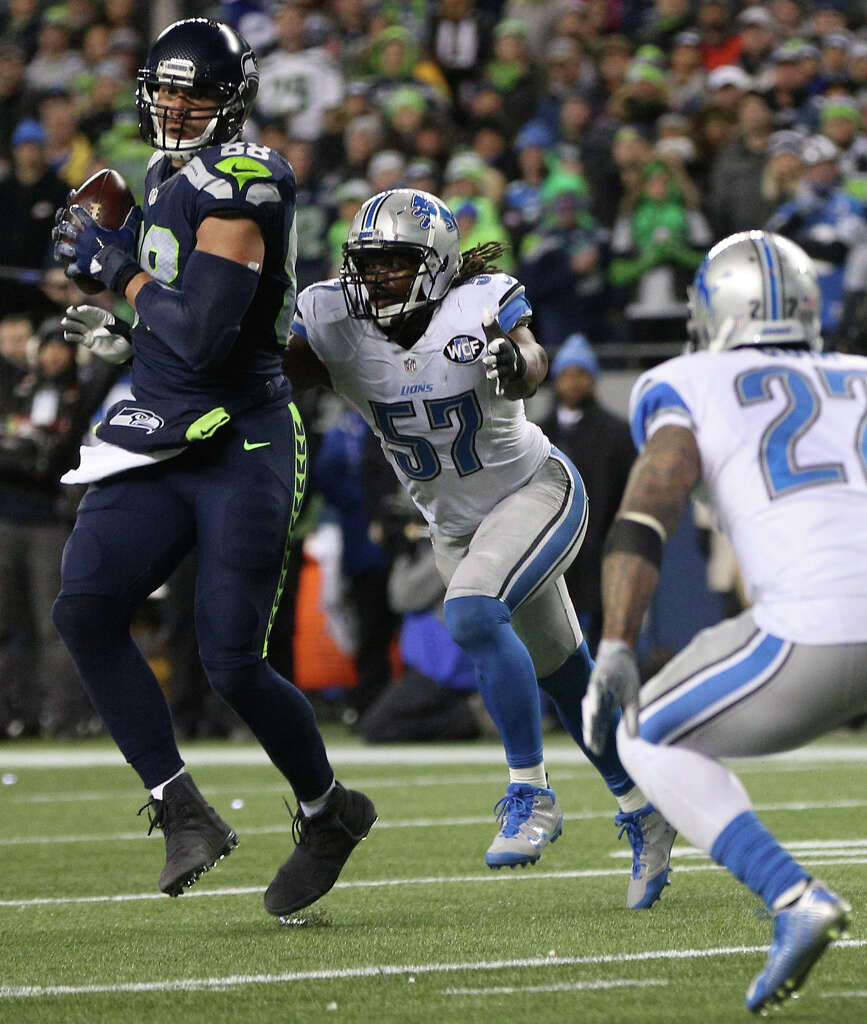 Seahawks Jimmy Graham K J Wright added to Pro Bowl roster