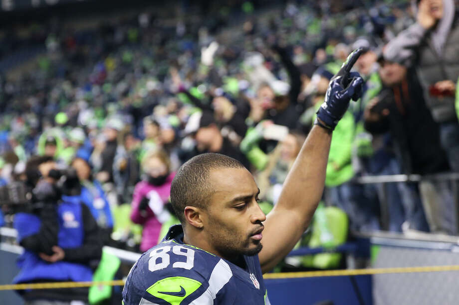 Bleacher Report's Doug Farrar on Seattle having the 11th-best receiving corps:Doug Baldwin, an undrafted free agent from Stanford in 2011, has used his toughness, determination and a severe chip on his shoulder to become one of the league's most valuable receivers. One year after leading the league in touchdown receptions with 14, Baldwin finally made his first Pro Bowl in 2016—an overdue honor. Photo: GRANT HINDSLEY, SEATTLEPI.COM / SEATTLEPI.COM