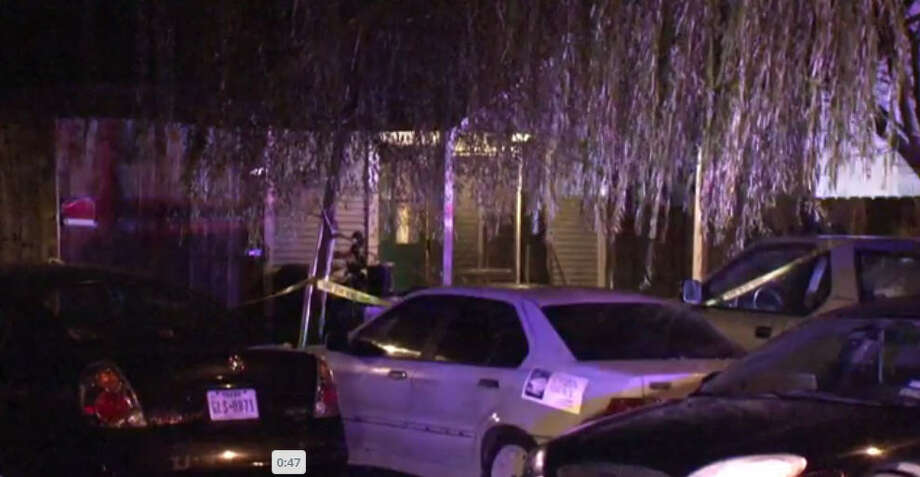 Three teens were rushed to the hospital after gunfire broke out at a Baytown home.