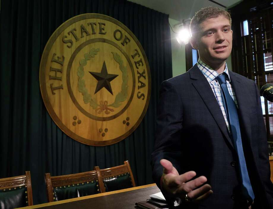 Rep. Matt Krause, R-Fort Worth, recently disagreed with the notion that the Republican party is the party of Trump
