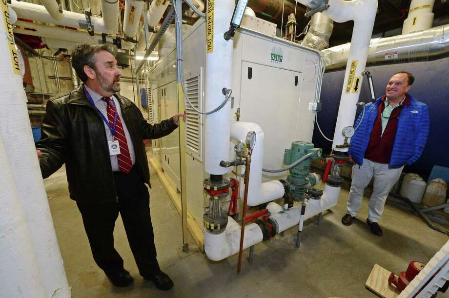 Norwalk High Looks To Fix Co Generation Plant Connecticut Post