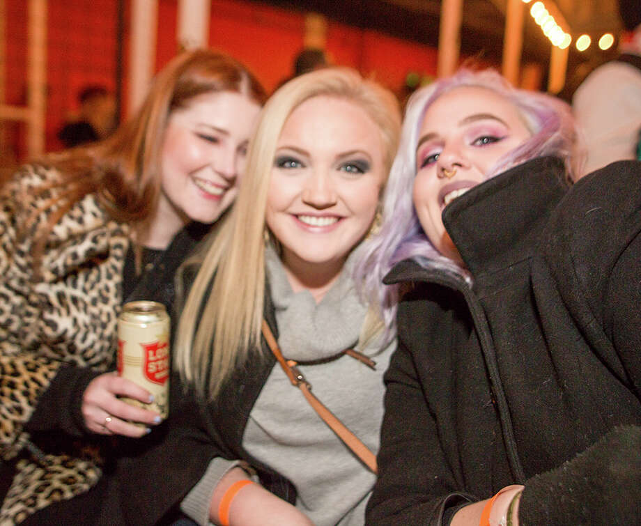 "The Paper Tiger capped off its first ever ""free week"" Saturday night, Jan. 7, 2017, with performances by area bands, all free for the public. The event featured about 50 acts from San Antonio who played on the venue's three stages all week. Photo: By B. Kay Richter, For MySA"
