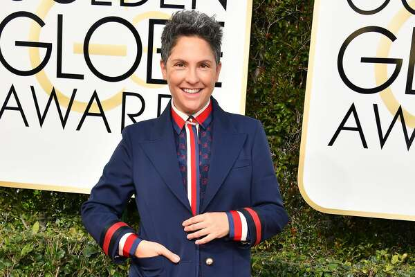 BEVERLY HILLS, CA - JANUARY 08:  Producer Jill Soloway attends the 74th Annual Golden Globe Awards at The Beverly Hilton Hotel on January 8, 2017 in Beverly Hills, California.  (Photo by Steve Granitz/WireImage)