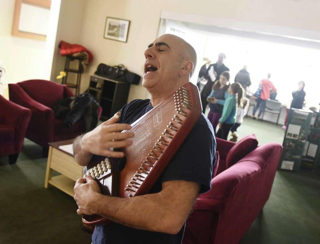 hilfiger dedicates revamped education wing at greenwich audubon