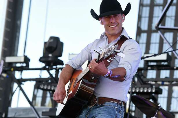 INDIO, CA - APRIL 30:  Musician Aaron Watson performs onstage during 2016 Stagecoach California's Country Music Festival at Empire Polo Club on April 30, 2016 in Indio, California.