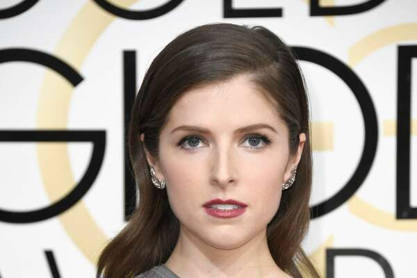 BEVERLY HILLS, CA - JANUARY 08: Actress Anna Kendrick attends the 74th Annual Golden Globe Awards at The Beverly Hilton Hotel on January 8, 2017 in Beverly Hills, California.  (Photo by Frazer Harrison/Getty Images)