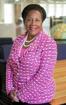 Sheila Jackson Lee is a candidate for U.S. Representative for Texas' 18th congressional district shown Tuesday September 20, 2016. (JeremyCarter/ Houston Chronicle)