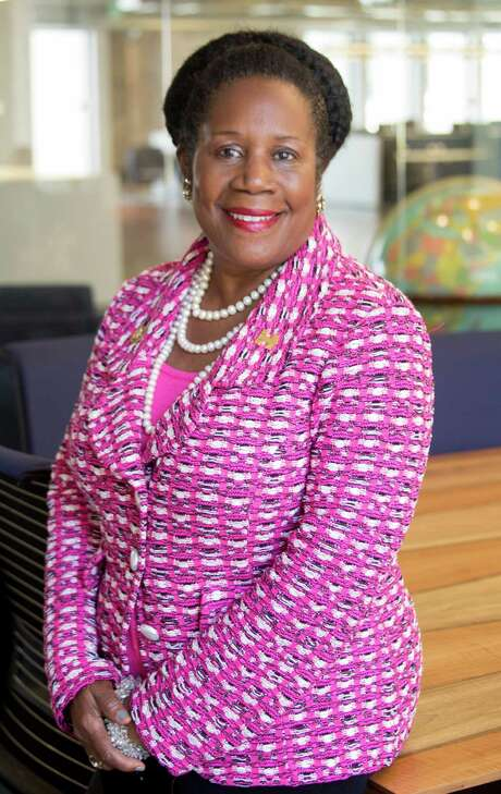 Sheila Jackson Lee is a candidate for U.S. Representative for Texas' 18th congressional district shown Tuesday September 20, 2016. (Jeremy Carter / Houston Chronicle) Photo: Elizabeth Pudwill