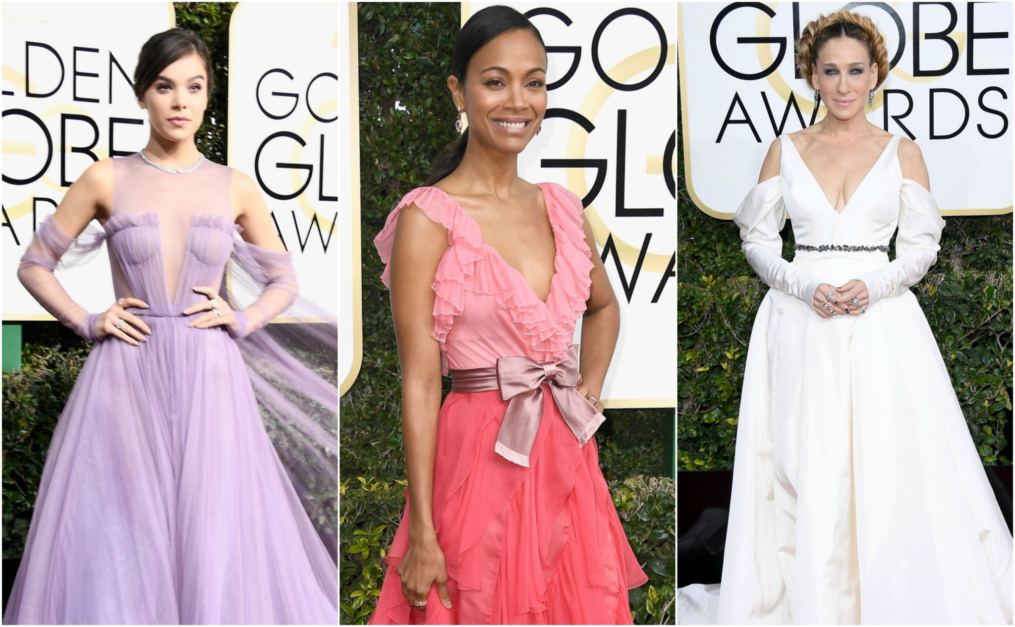 The 74th Golden Globe Awards: Best and worst dressed - Houston Chronicle