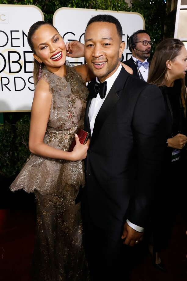 >> Keep clicking to see photos of the cutest couples at the 2017 Golden Globe Awards.  Photo: Trae Patton/NBC/NBCU Photo Bank Via Getty Images Via Getty Images
