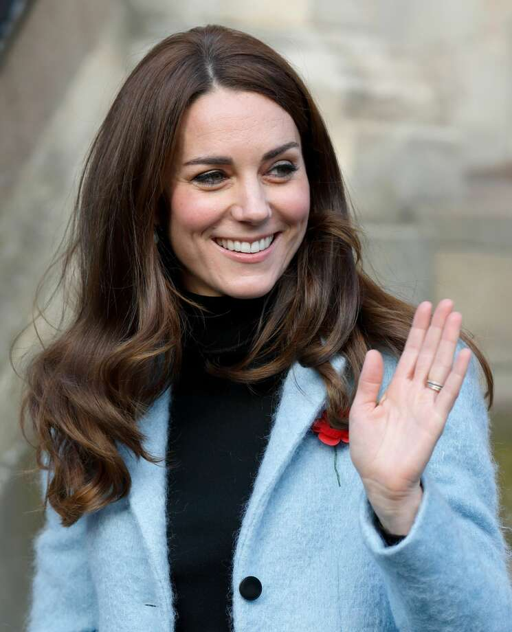 Catherine, Duchess of Cambridge departs after visiting the Nelson Trust Women's Centre on November 4, 2016 in Gloucester, England. Photo: Max Mumby/Indigo/Getty Images