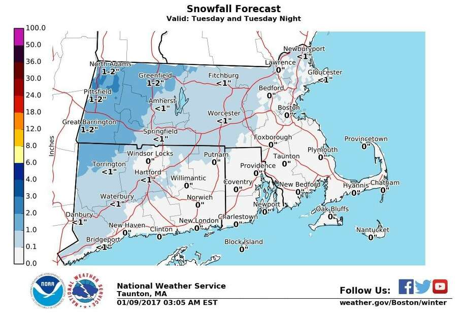 Winter weather advisories issued for CNY