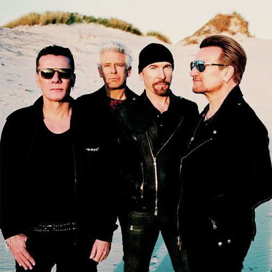 """U2 believes, as Bono often says, in the """"idea of America,"""" in the  """"ideal of America,"""" which was what I want America to be, too. Photo: Facebook.com/u2"""