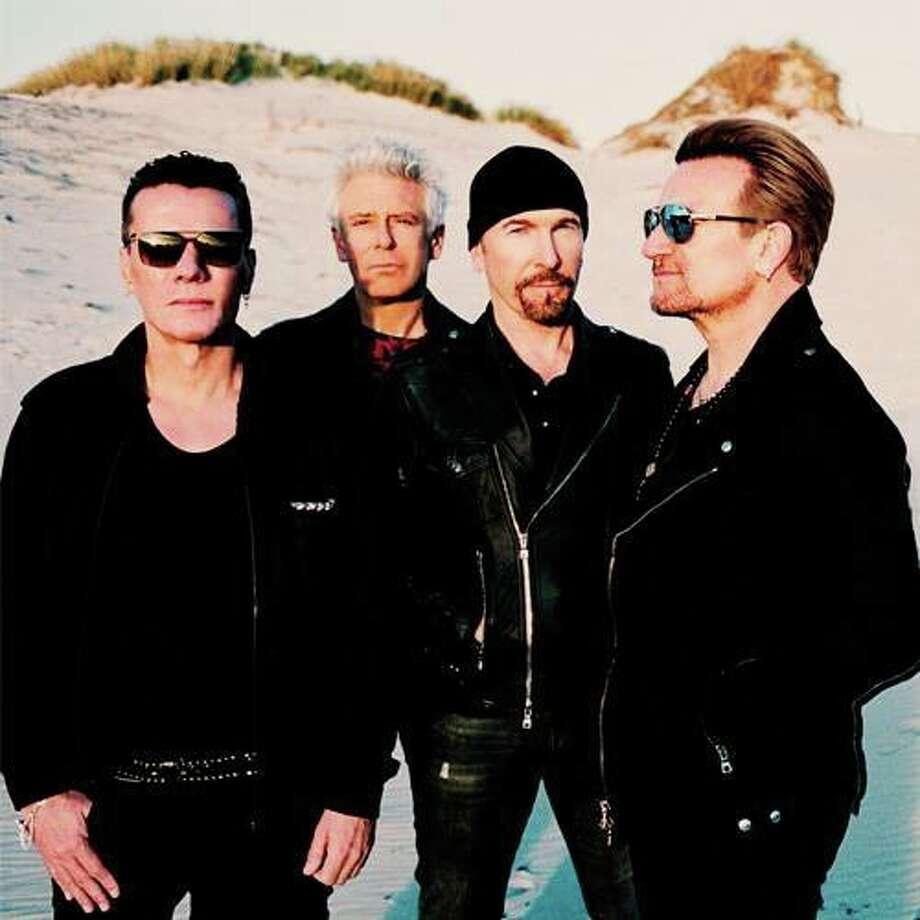 U2. Photo: Facebook.com/u2