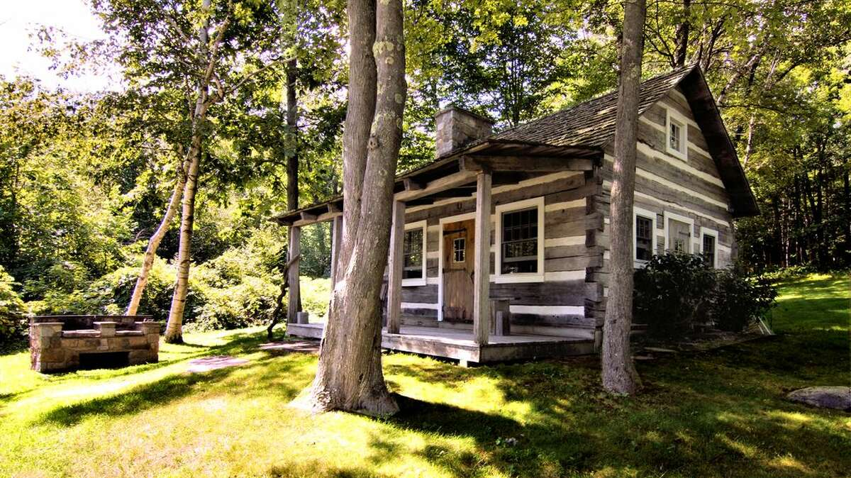 23 Kane Mountain Rd, Kent, CT 06757 4 beds 4 baths 3,468 sqft Features: Authentic Civil War-era cabin, barn, beamed ceilings, stone fireplaces View full listing on Zillow