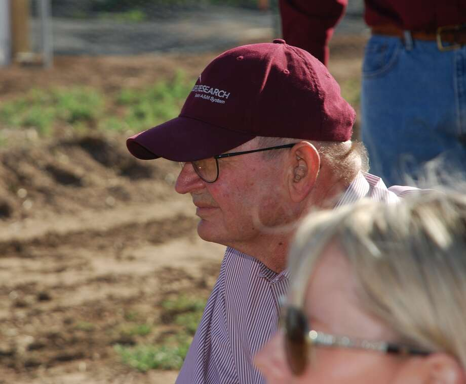 Dr. John Sweeten, longtime resident director for the Texas A&M AgriLife Research and Extension Centers in Amarillo and Vernon, will retire Jan. 31.