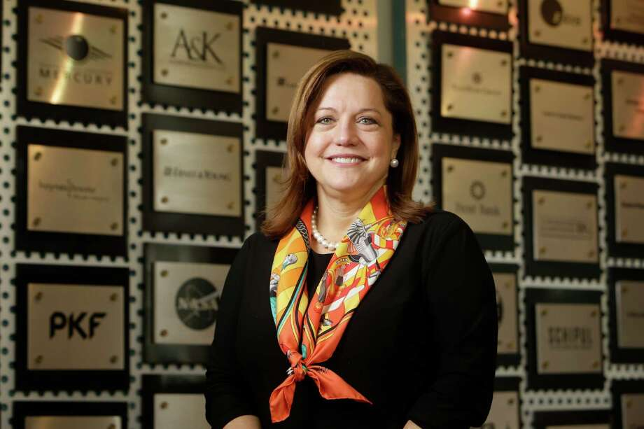 Lori Vetters will leverage her business background to help companies grow and find capital. Photo: Melissa Phillip, Staff / © 2016 Houston Chronicle