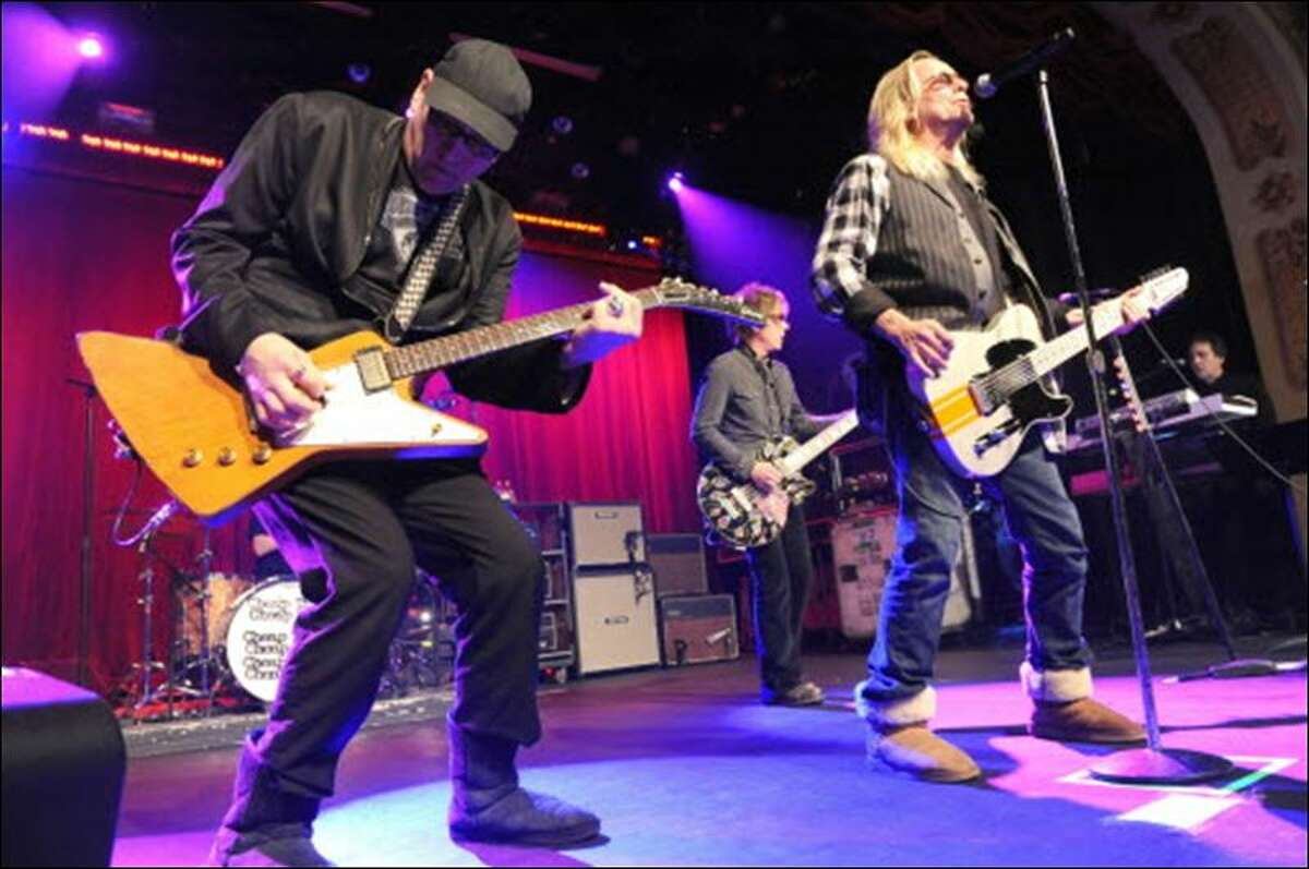 Headed to the Palace Theatre: rock icons Cheap Trick, set for 8 p.m. Friday, Feb. 7; and Grammy-winning bluegrass artist Alison Krauss, slated for 8 p.m. Saturday, May 2.