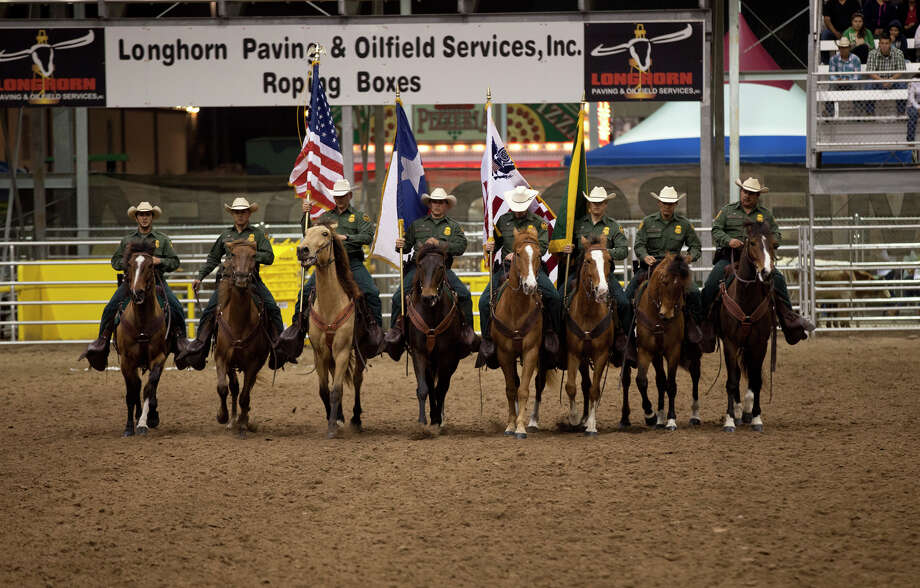The Rio Grande Valley Sector Horse Patrol will participate in the inauguration of President-elect Donald Trump Jan. 20, 2016 in Washington, D.C. Photo: Courtesy/Customs And Border Protection