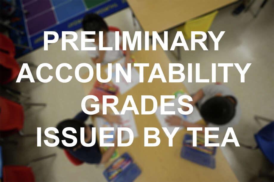 See how TEA rated Southeast Texas school districts in the following slides. The new accountability system uses letter grades to rate districts and offers a glimpse of how districts will fare when the new system is fully implemented in August 2018. Photo: Guiseppe Barranco/The Enterprise