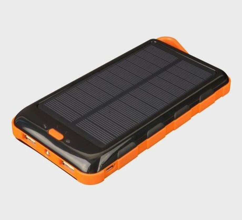 ToughTested Solar 15 Powered Battery Pack Photo: Amazon.com
