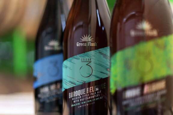 Baroque Belgique, part of Green Flash Brewing Co.'s Cellar 3 series, is expected to retail for $13.99-$14.99.