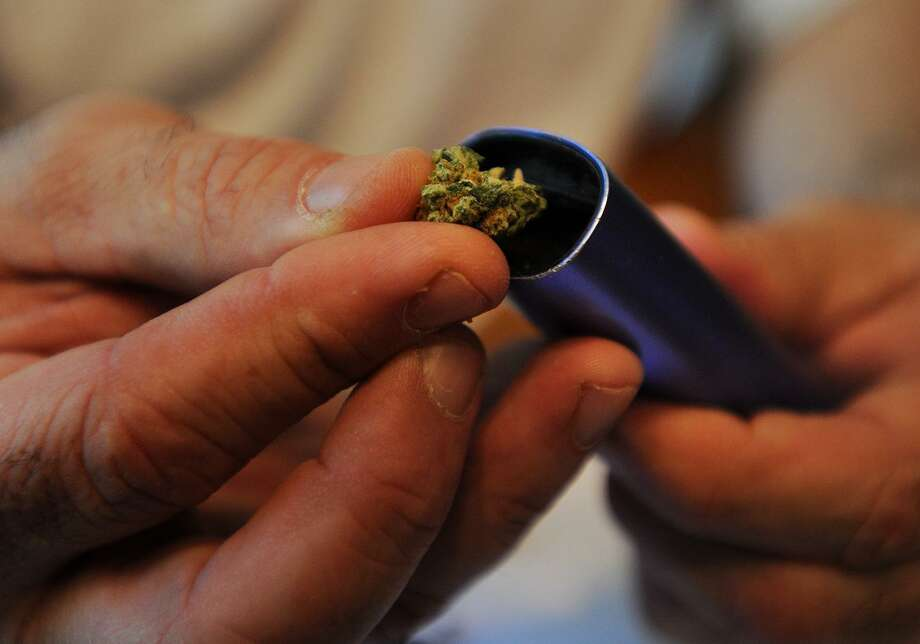 Many medical marijuana patients use vaporizers to inhale the drug without the dangers of smoking it. Photo: Brian A. Pounds / Hearst Connecticut Media / Connecticut Post