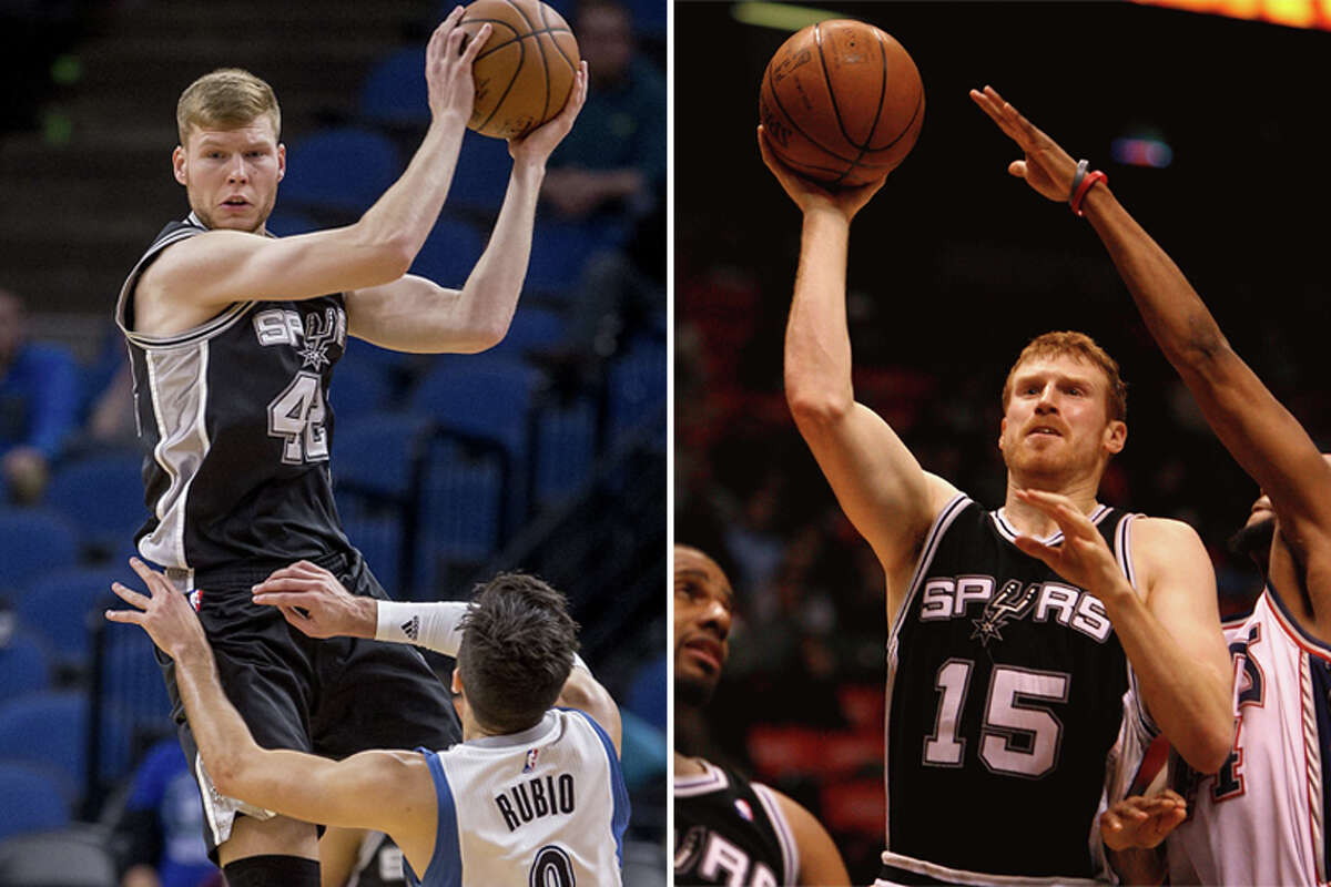 """""""Great game last night @DBertans_42 I couldn't retire until another redhead made the NBA to carry the 'torch,'"""" Matt Bonner tweeted."""